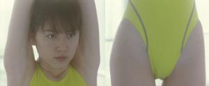 長澤まさみ 競泳